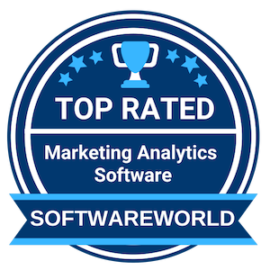 Top rated marketing analytics software