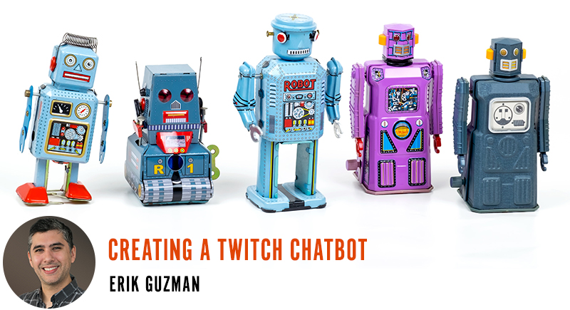 Creating a Twitch Chatbot