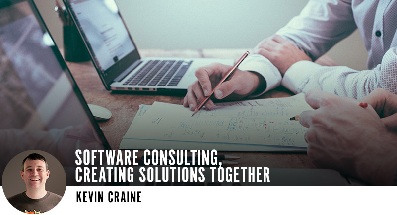 Software Consulting, Creating Solutions Together
