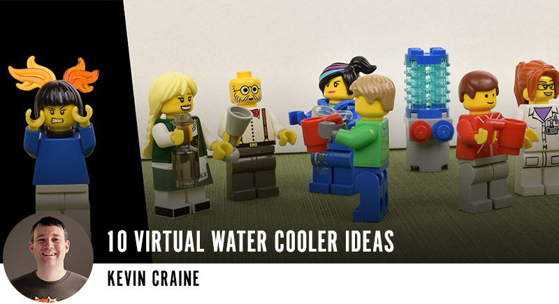 10 Virtual Water Cooler Ideas