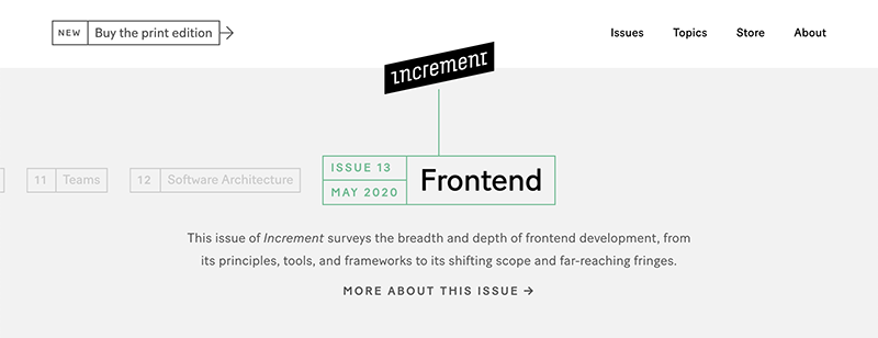 Increment Magazine