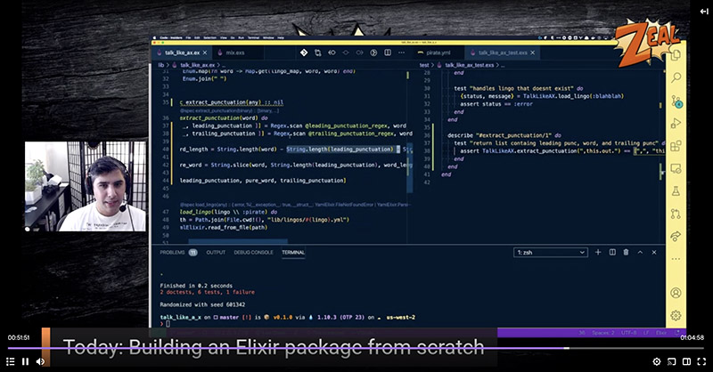 Twitch: Rebuilding a Ruby gem as an Elixir Package