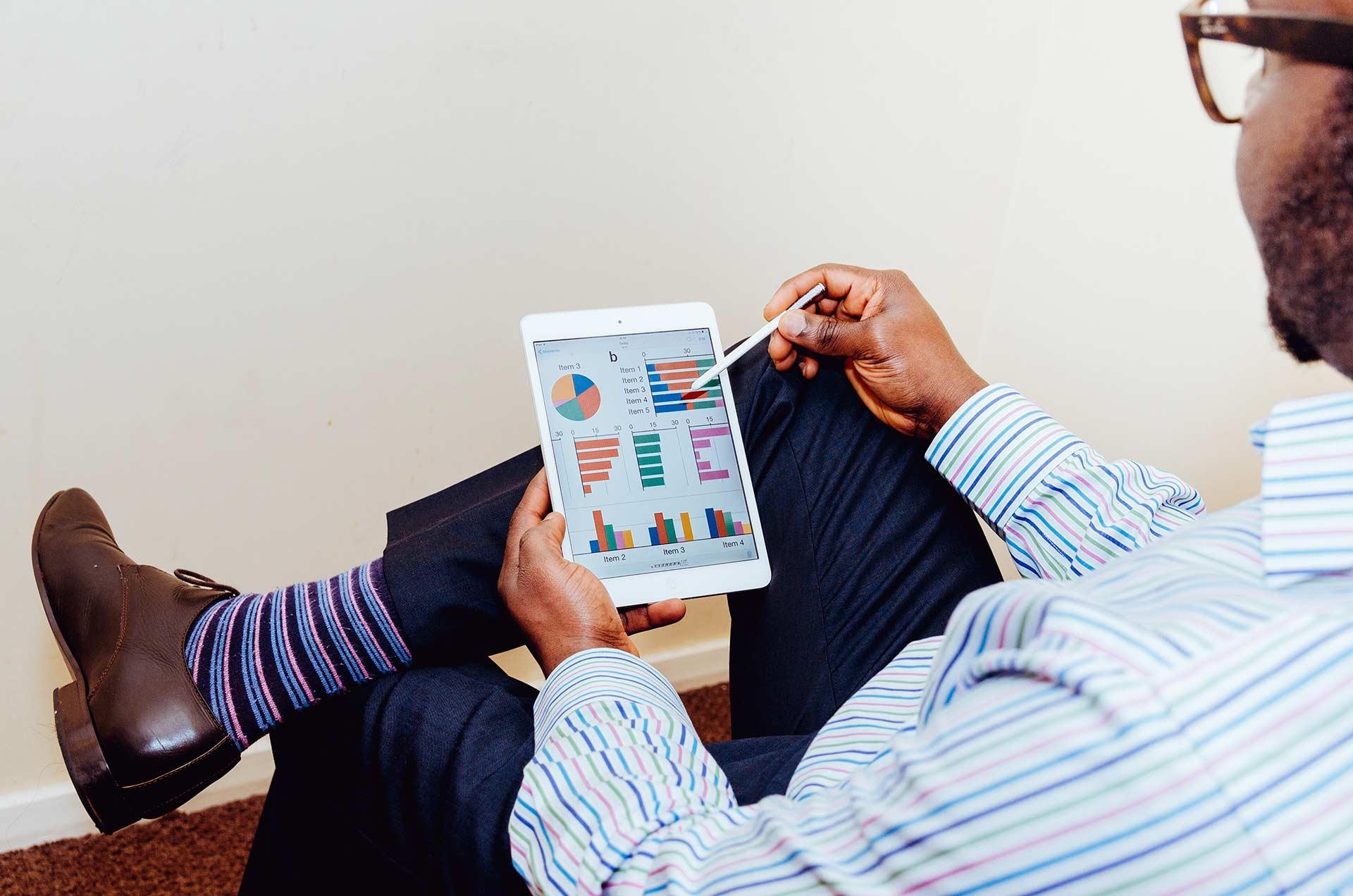 Becoming a Data-Driven Bank