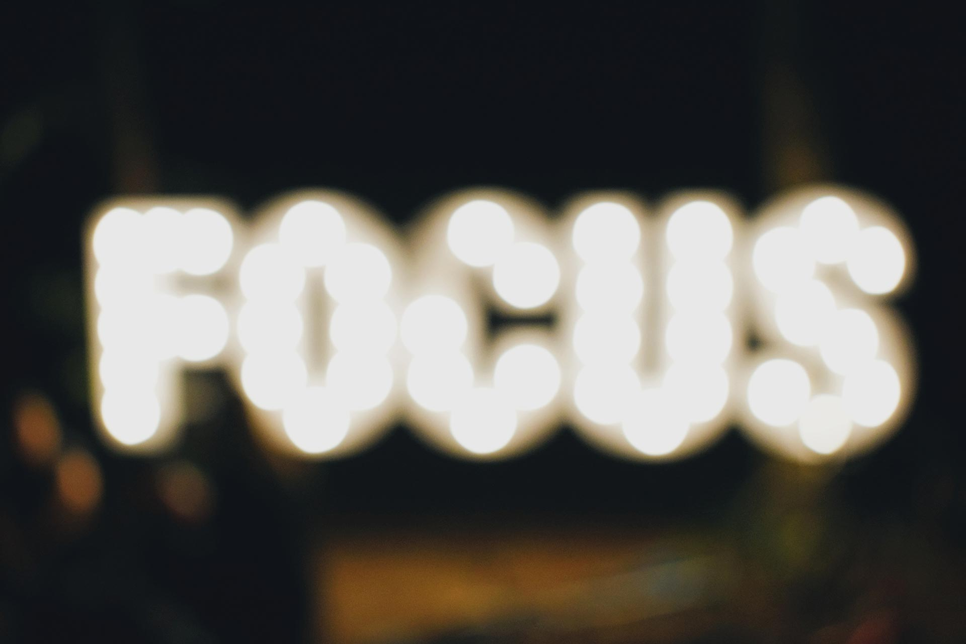 Narrowing the Focus of a Talent Development Company