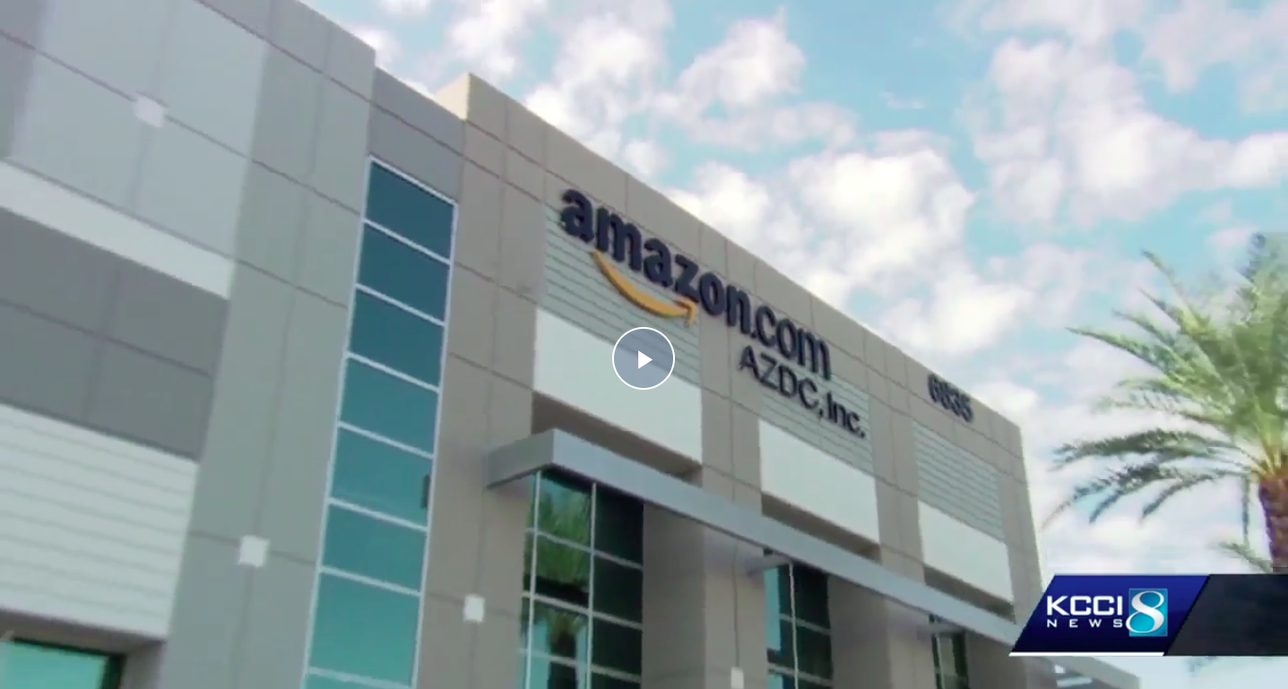 Amazon wage boost sparks conversation in Iowa