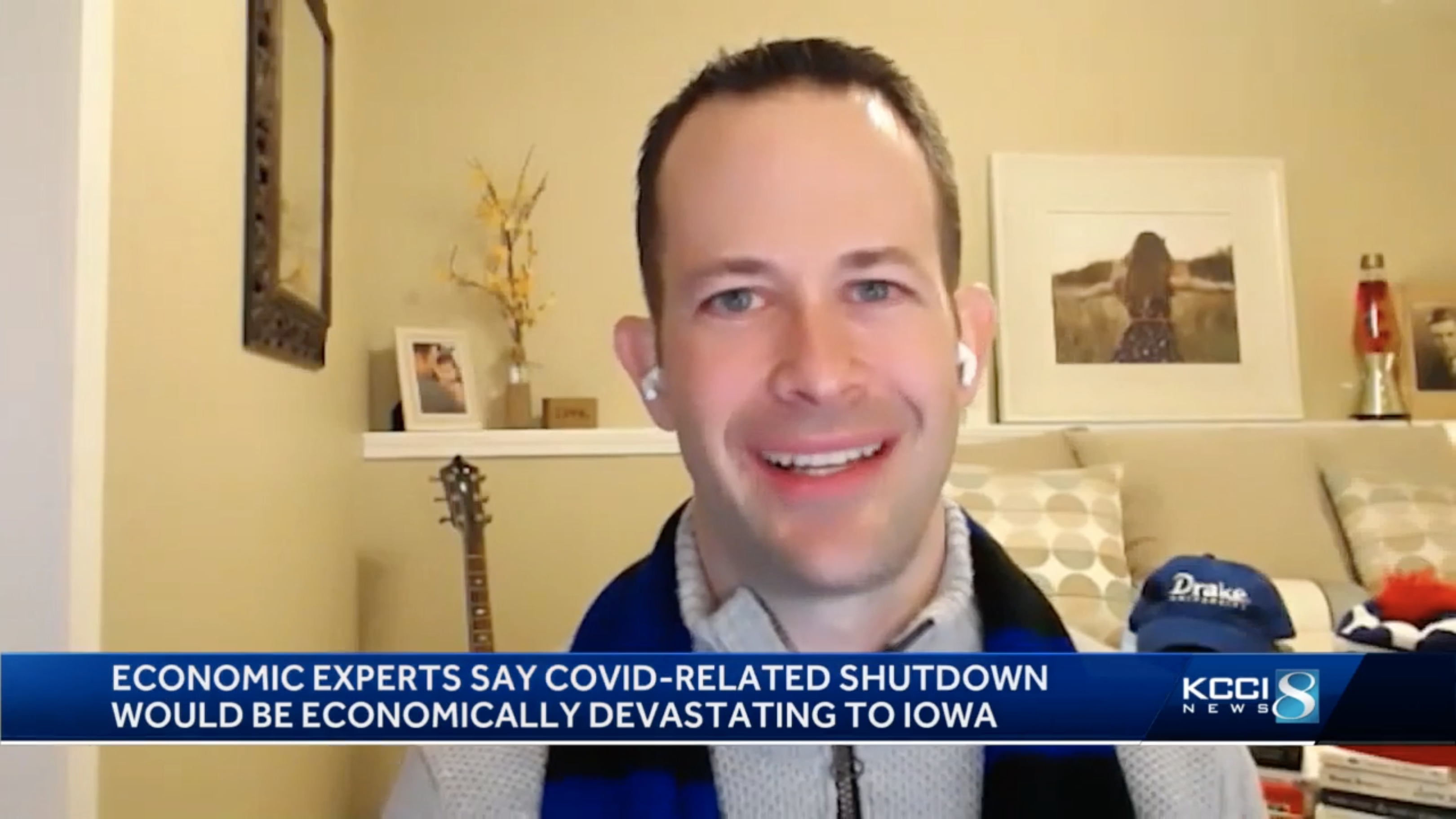 Economic Experts Warn COVID-19 Shutdowns Could Devastate Iowa