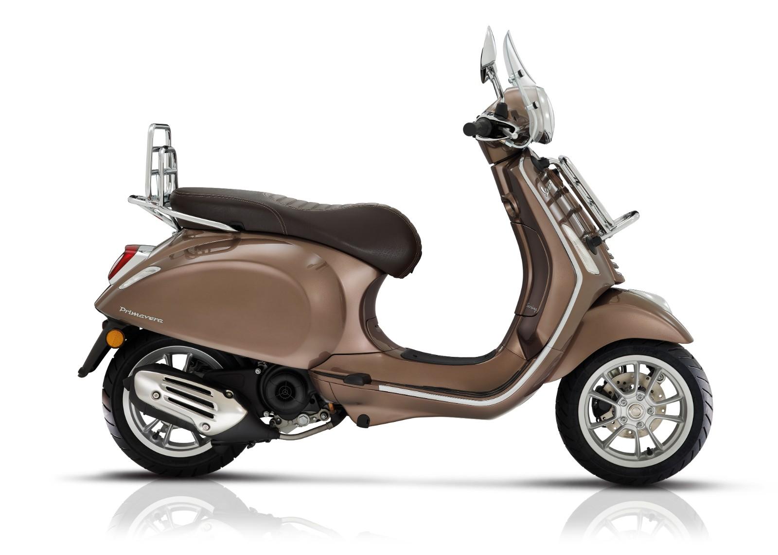 Vespa Primavera 50 Touring 4-Takt