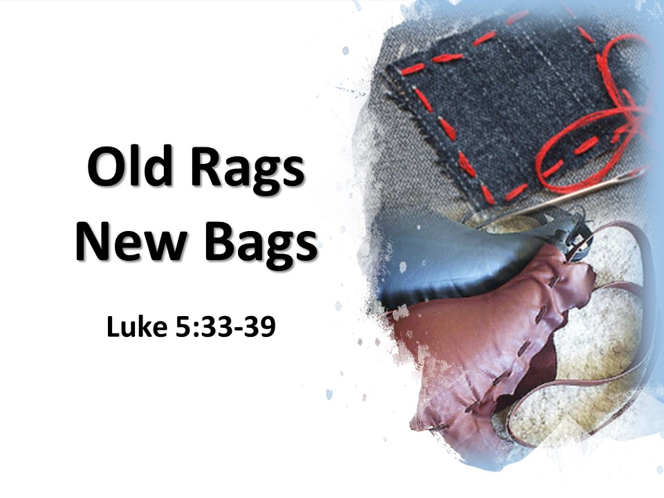 Old Rags, New Bags
