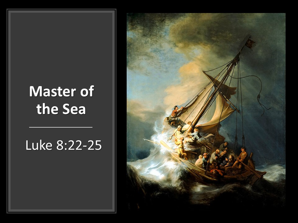 Master of the Sea