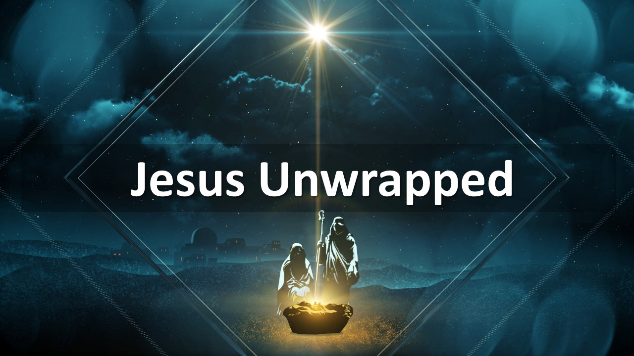Jesus Unwrapped