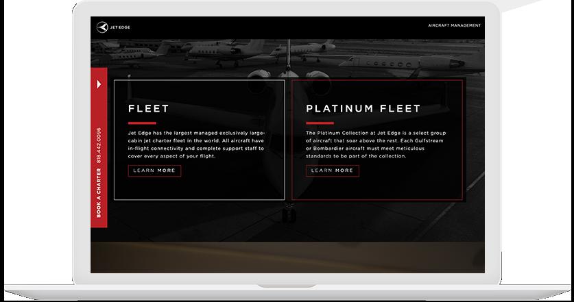 Maxa Design Agency Jet Edge