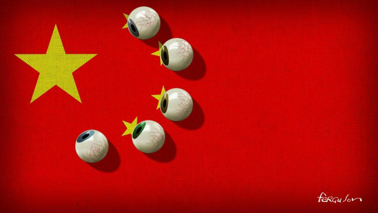 Why the Anglosphere sees eye to eye on China