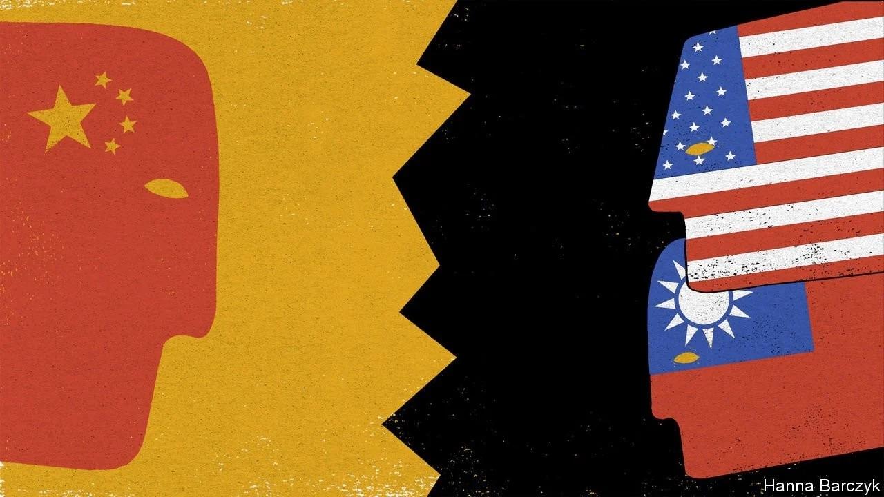 'China faces fateful choices, especially involving Taiwan'