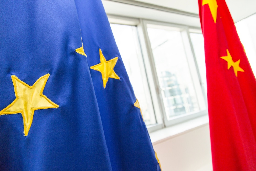 'Europe can't stay neutral in US-China standoff'