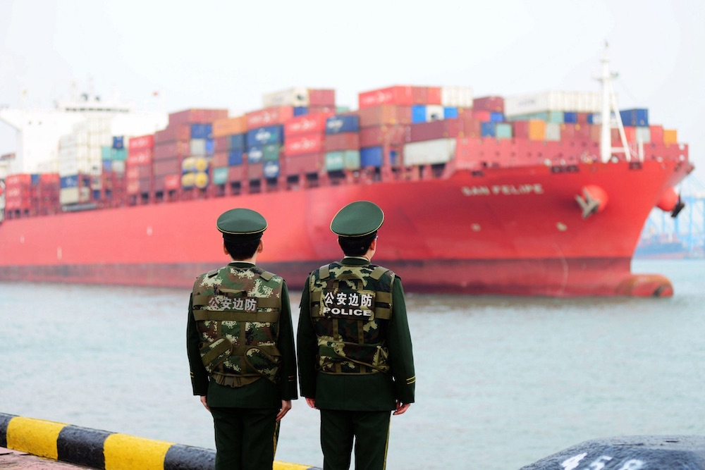 'No, China is not the EU's top trading partner'