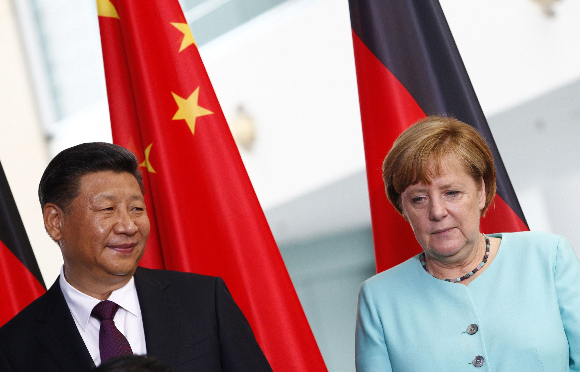 Germany Is a Flashpoint in the U.S.-China Cold War