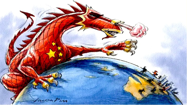 """'Why China Is Going All """"Wolf Warrior,"""" All the Time'"""