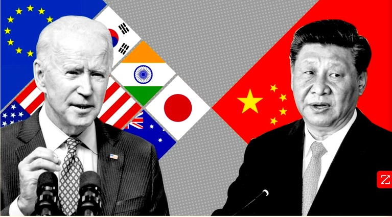 'An Alliance of Autocracies? China Wants to Lead a New World Order.'