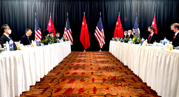 China Goes All 'Wolf Warrior' on the U.S. & the EU