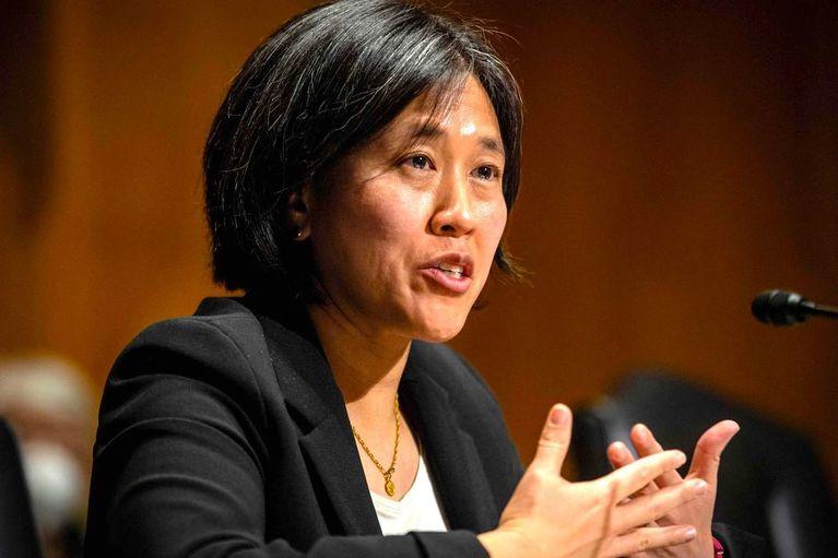'New Trade Representative Says U.S. Isn't Ready to Lift China Tariffs'