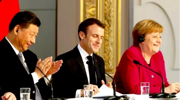 The first U.S.-EU alliance against China