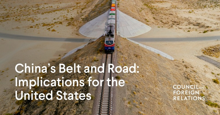 'How the Pandemic is Changing the Belt & Road Initiative'