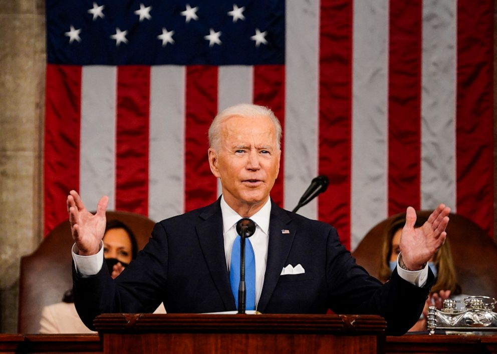 'What Joe Biden Said About China in His First Speech to Joint Session of Congress'