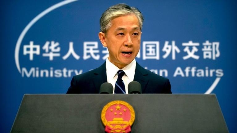 'China's Response to Biden's Speech'