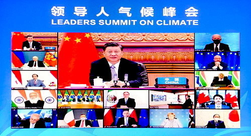'Xi at the Climate Summit: Domestic Obstacles to Carbon Neutrality'