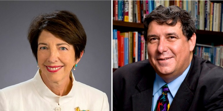 'China Inside Out: A Conversation with Susan Shirk & Tony Saich'