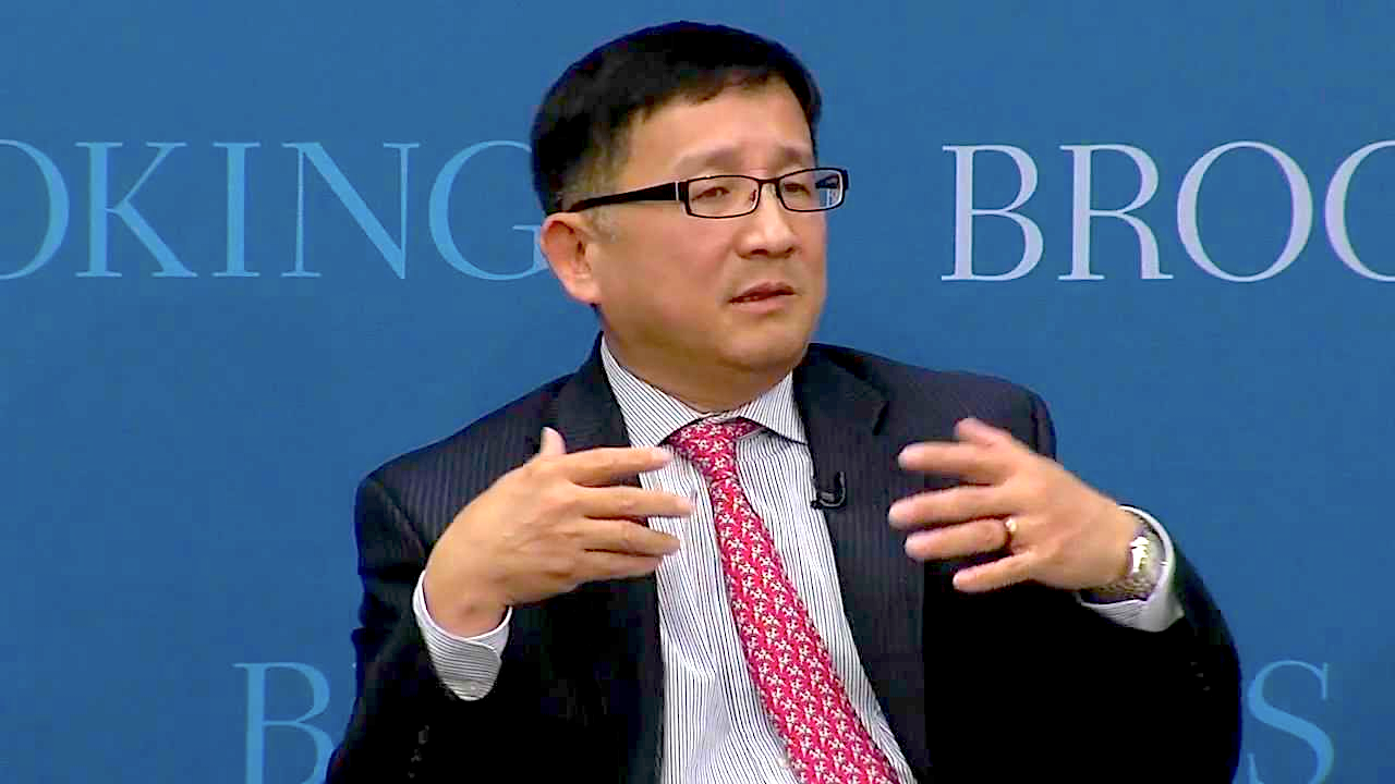 1 | 'Middle Class Shanghai: Reshaping U.S.-China Engagement' by Cheng Li