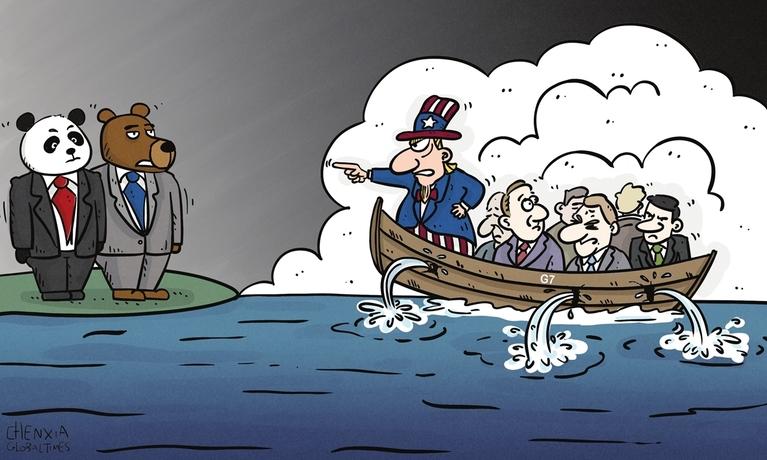 Postscript: China Doubts U.S. Allies Support
