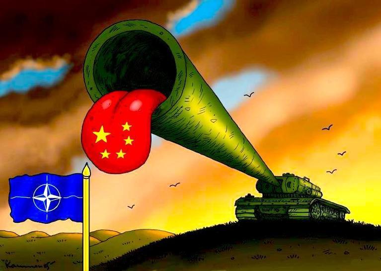 'NATO & China's Challenges to Europe'