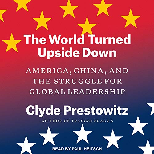 'Forget about China': Clyde Prestowitz