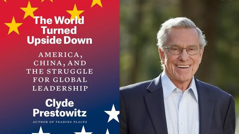 1 | The Interview: Clyde Prestowitz
