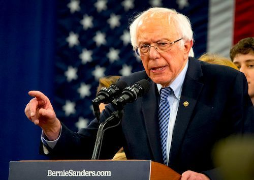 Bernie Sanders: 'Don't Start a New Cold War With China'
