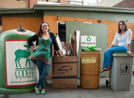 Reciclaje en Edificios y Condominios