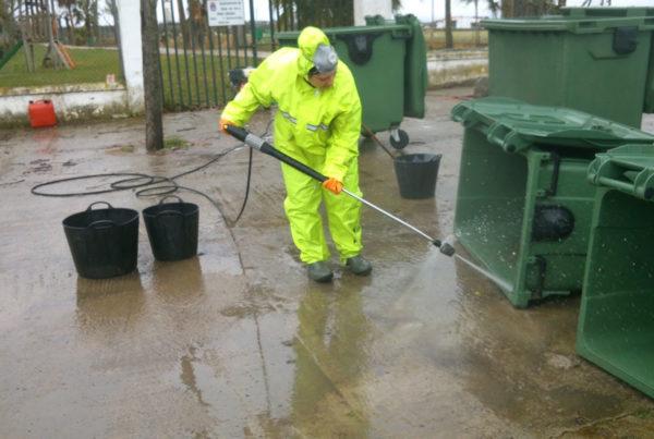 Limpieza de shaft y mantenimiento de extractores en Comunidades