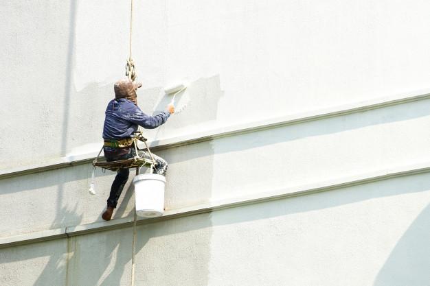 Mantenimiento de fachadas en comunidades