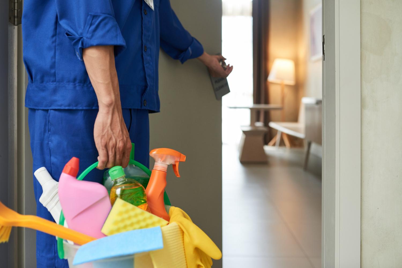 servicio de limpieza edificios