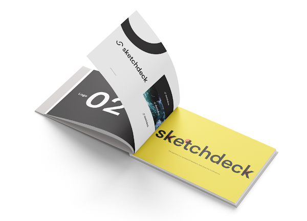 SketchDeck brand book