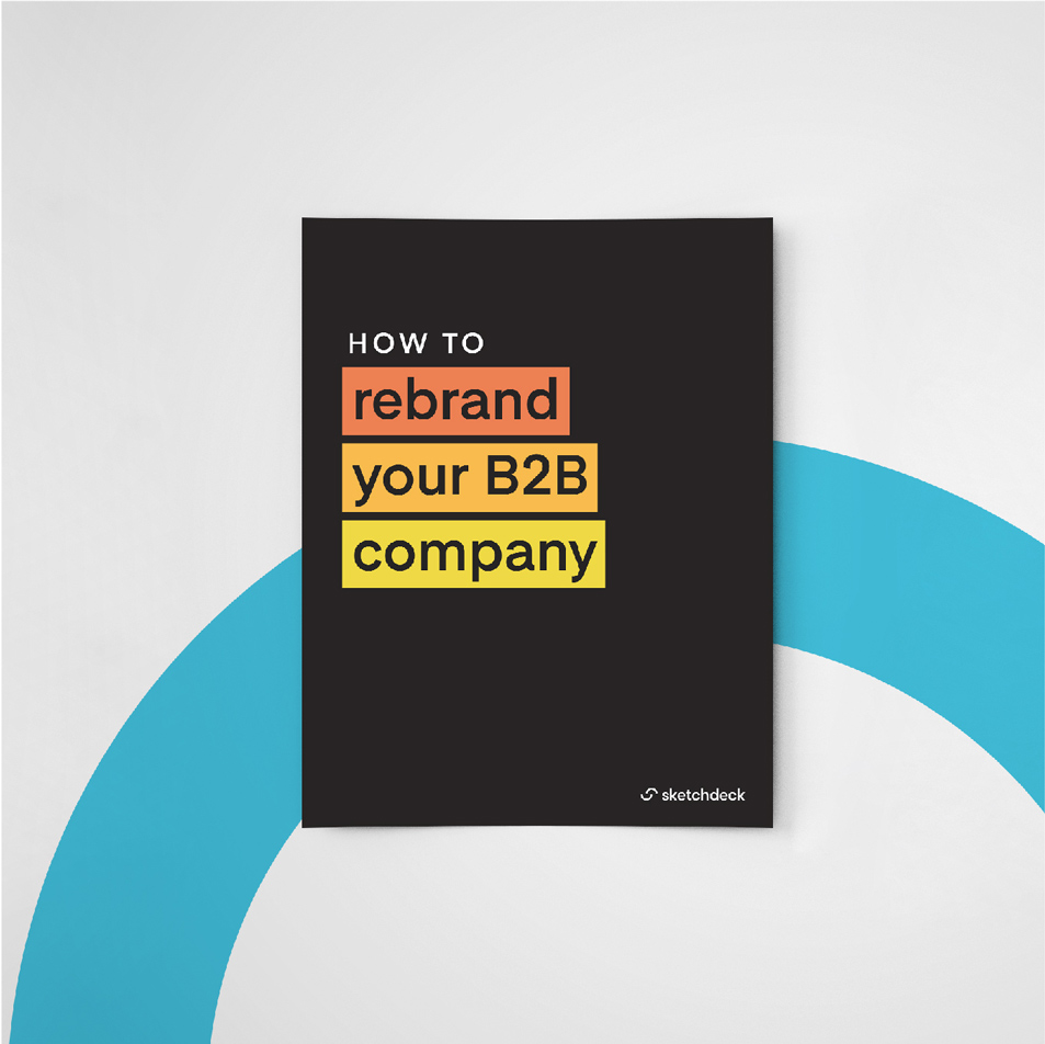 How to effectively rebrand your B2B company (free eBook)