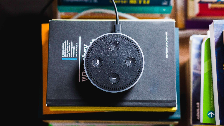 Amazon Alexa photograph