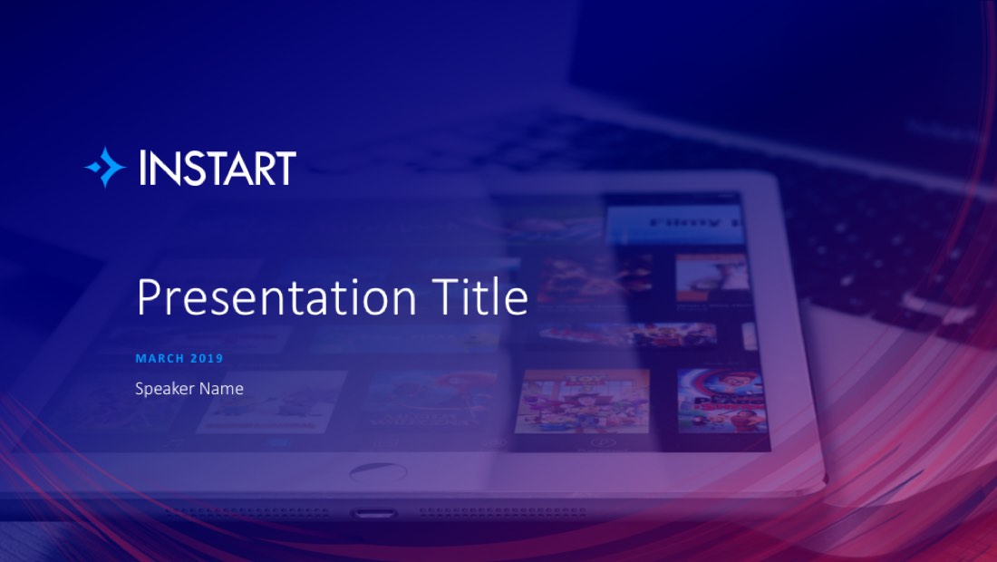 Create a PowerPoint template from a slide deck