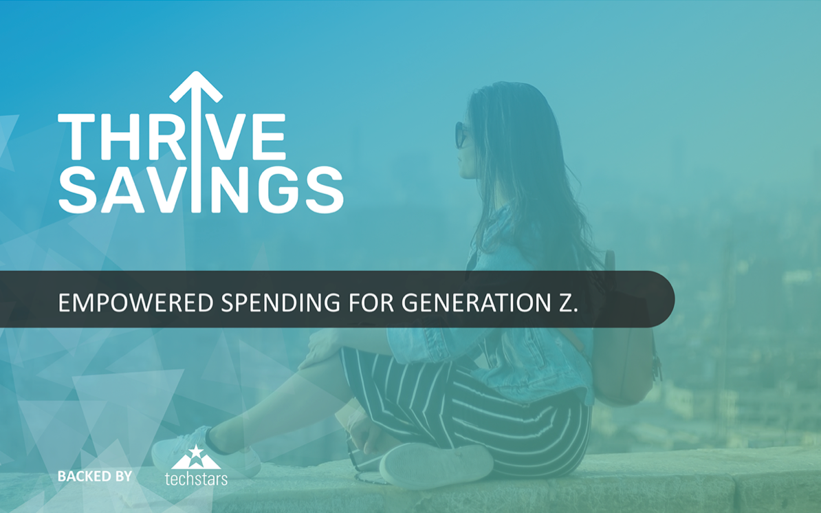 Thrive Savings - Investor Deck