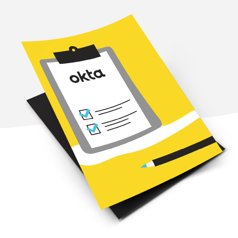How Okta achieved 99% brand consistency with SketchDeck