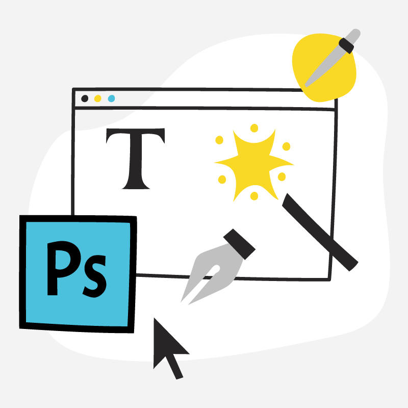 Photoshop for marketers: Tools of the trade
