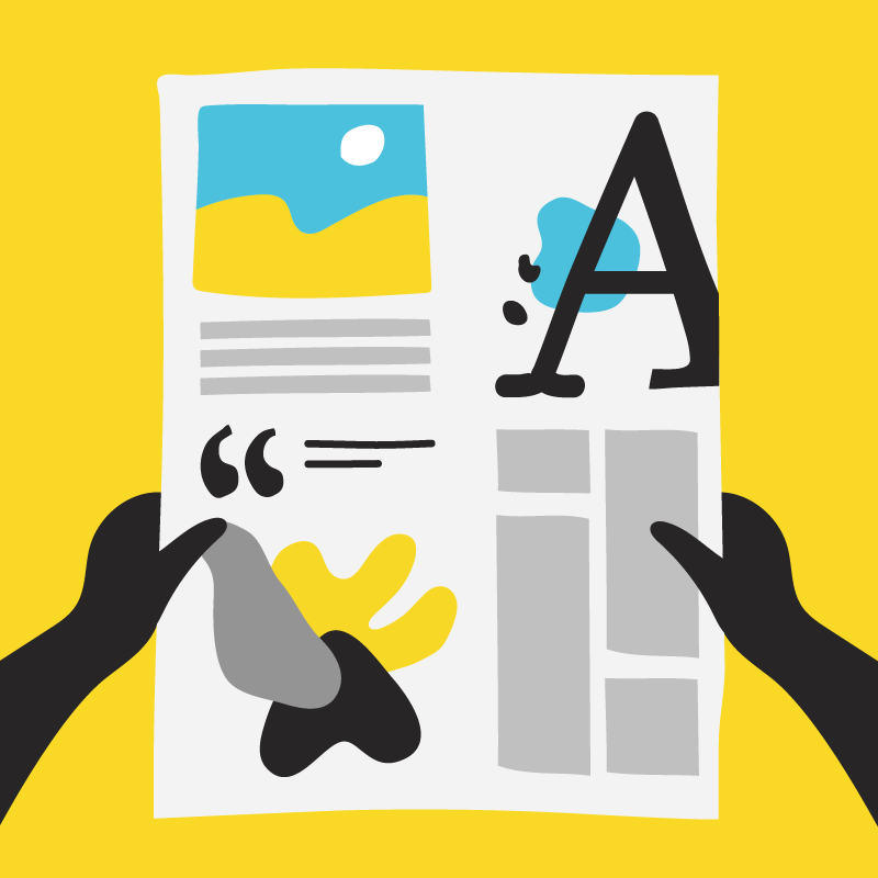 6 tips and tricks for editorial design