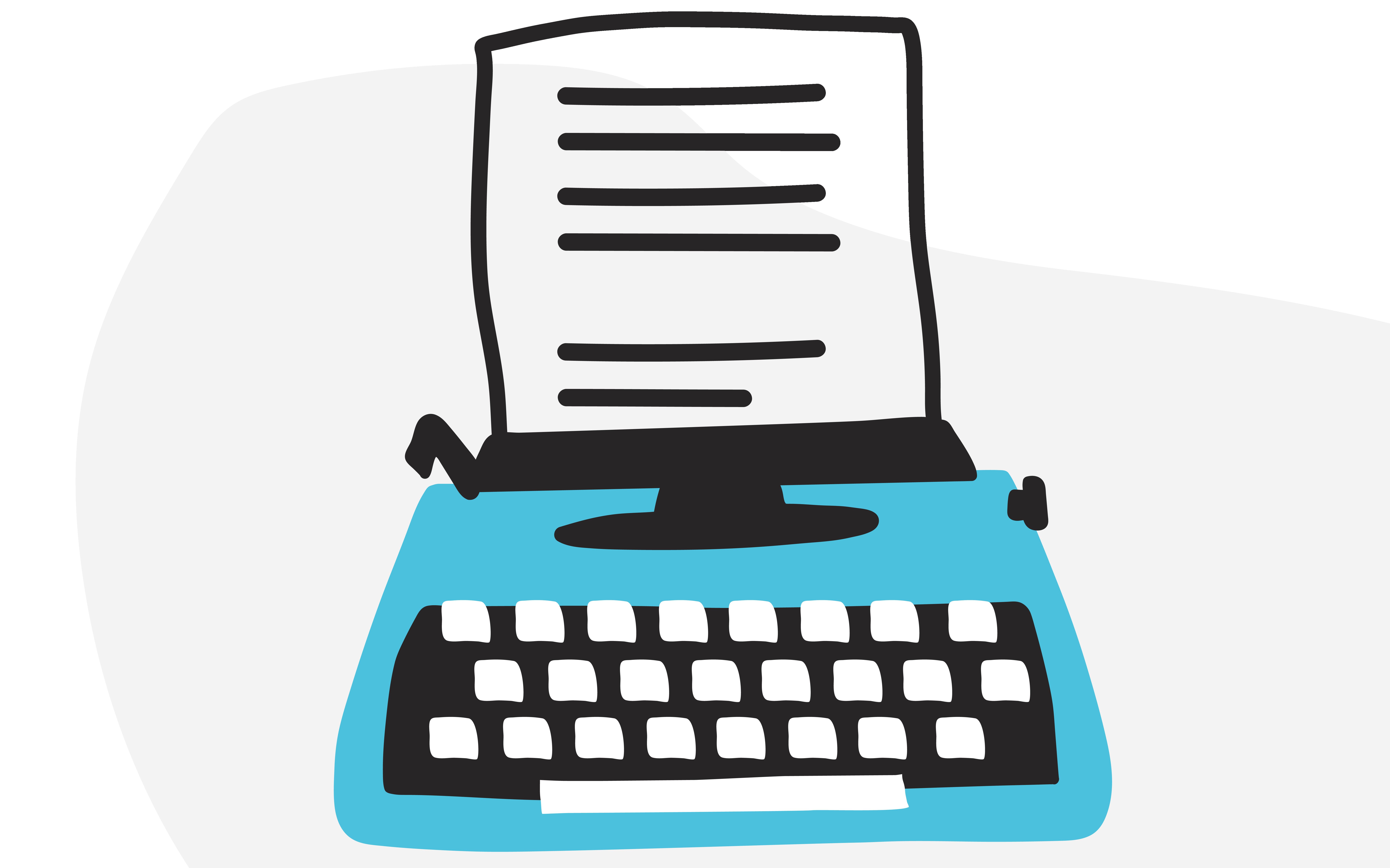 case study writing style