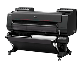 Image of a Canon printer
